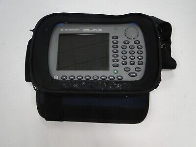 Agilent N9340b Handheld Spectrum Analyzer 100khz-30ghz