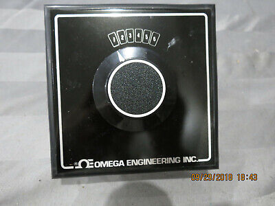 Omega Thermocouple Switch - Six Point