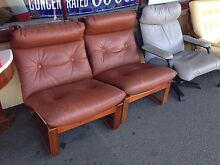 Retro Danish Tessa T8 Lounge Chairs x 2 New Town Hobart City Preview