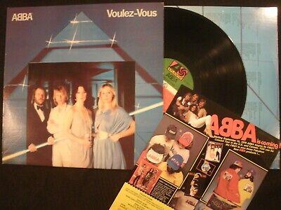 ABBA - Voulez-Vous - 1979 Vinyl 12'' Lp./ VG+/ Disco 70's Euro-Pop Rock AOR