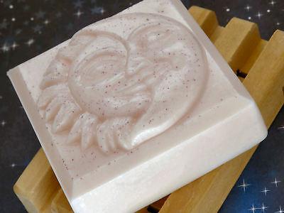 Goddess for Women Floral Goats Milk Soap-Moon Sun Yin/Yang B