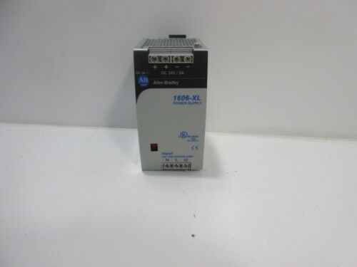 *NEW* ALLEN BRADLEY 1606-XL120D AC/DC POWER SUPPLY *60 DAY WARRANTY*