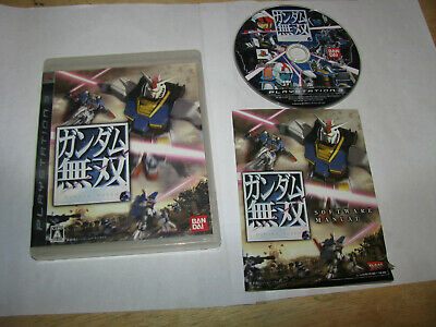 Usado, Gundam Musou Playstation 3 PS3 JAPAN IMPORT US Seller comprar usado  Enviando para Brazil