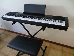Casio digital piano keyboard plus extras South Bunbury Bunbury Area Preview