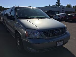 2007 Ford Freestar SEL LOCAL, LOW KMS