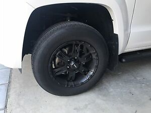 Amarok Volkswagen Speedy wheels Prospect Prospect Area Preview