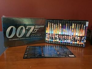Special Edition 007 DVD Set