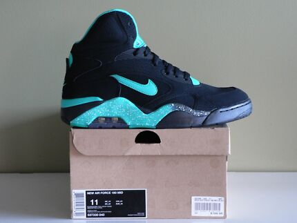 Nike Air Force 180 Mid US 11 RETRO OLD SCHOOL Adelaide CBD Adelaide City Preview