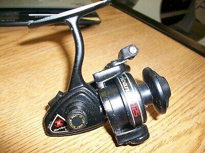 Details about  /Vintage Spinning Fishing Reel Hurricane Dart Excellent