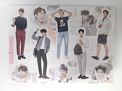 Park Bo Gum Standing Paper Doll Korean K Pop Star KPOP Paper Doll