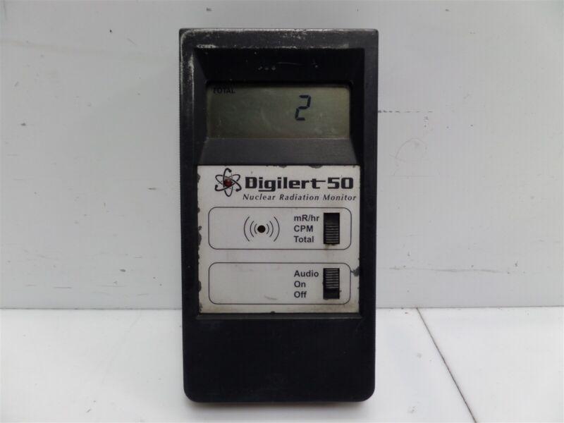 S.E. International Digilert 50 Nuclear Radiation Monitor