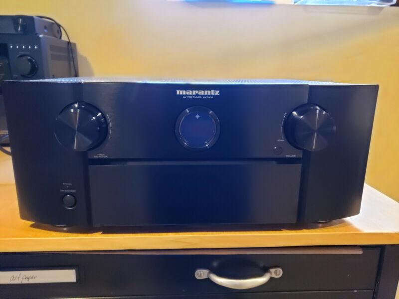 Excellent Condition Marantz AV Pre Tuner AV7005 with remote