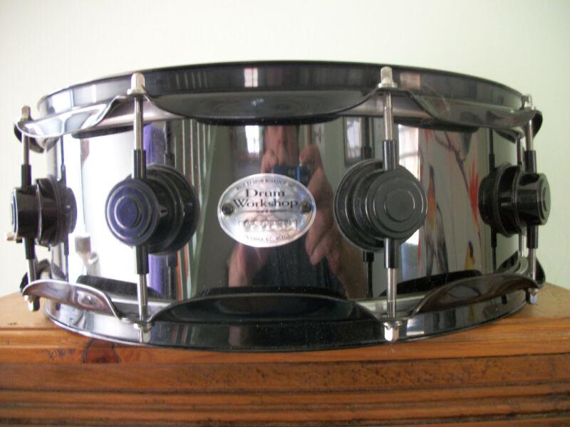 Drum Workshop Titanium snare