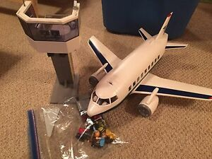 Playmobil Cargo and Passenger Aircraft Kingston Kingston Area image 1