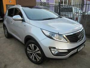 2012 KIA SPORTAGE PLATINUM AUTO 4CYL TURBO DIESEL WAGON Thomastown Whittlesea Area Preview