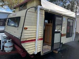 Roadstar Poptop - As Traded - Isl Dbl Bed - Rollout w/Walls - Air Con Warragul Baw Baw Area Preview