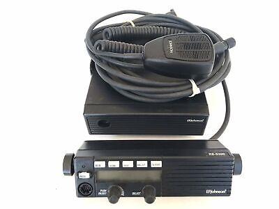 Ef Johnson Rs-5300 Rs5318 Vhf Analogp25 Digital Radio Remote Head Cap Ready