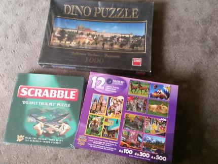 Brand new puzzles