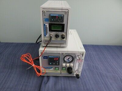 Wave Biotech Co2mix20 Co2 Air Controller W Doopt20 Dissolved Oxygen Monitor