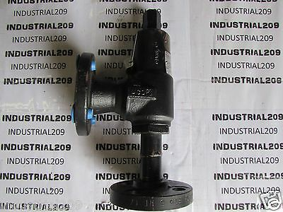 Crosby Safety Relief Valve 471215 Spa Size 1x1-12 Rebuilt