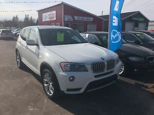 2013 BMW X3 2013 BMW X3 - AWD  Nav Sunroof