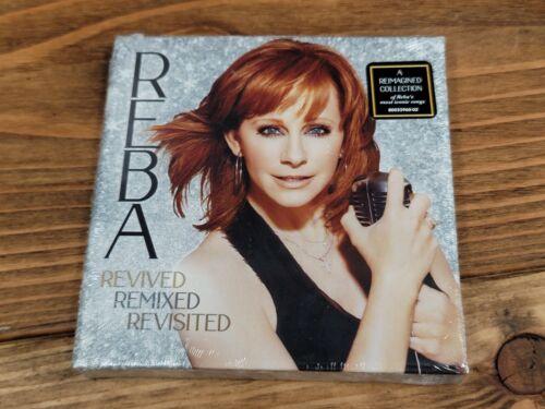 REBA MCENTIRE - REMIXED & REVISITED 30 SONG 3 CD BOXSET - NEW W/ FREE SHIPPING!