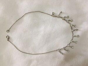Diamanté necklace Surf Coast Preview