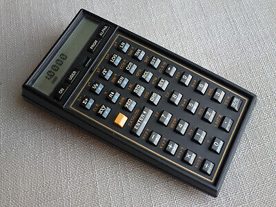 HP 41CV Hewlett Packard Calculator HP41CV Excellent condition