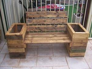 Outdoor Furniture, Pallet Furniture, Planter Box Chair Hewett Barossa Area Preview