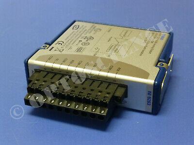 National Instruments Ni 9263 Cdaq Analog Output Module Simultaneous Updating
