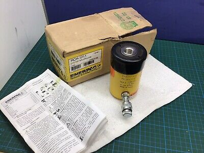 Enerpac Rch-1211 Hollow Hydraulic Cylinder 12 Ton 2 Stroke New Made