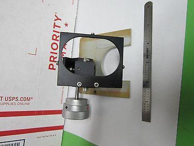 Microscope Leica Reichert Polyvar Mirror Illuminator Assembly Optics Binf1-v-4