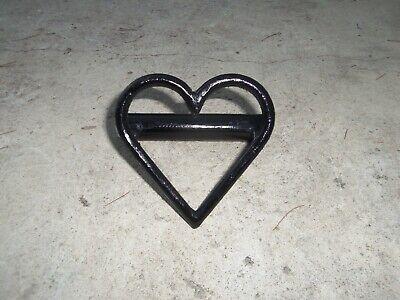 Landscape Curbing Concrete Heart Stamp