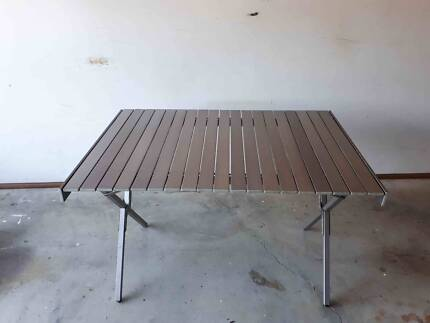 Camping table - Aluminium collapsible