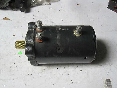 New Dc Pump Motor 12-04
