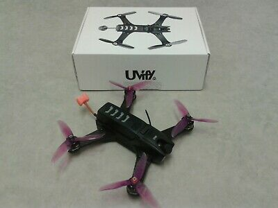 Uvify Draco RC Racing Drone 5.8GHz FPV Battery More RRP £650 RC Quadcopter Quad