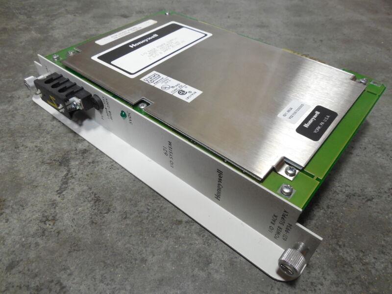 USED Honeywell 620 Series 621-9934 I/O Rack Power Supply Module Rev. FH