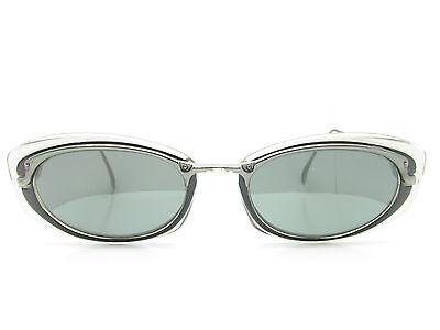 JEAN PAUL GAULTIER 56-0038 OE EYEGLASSES FRAMES gunmetal japan eyewear TV0 90263