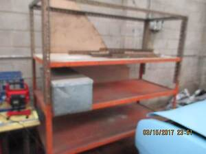 steel shelves Botany Botany Bay Area Preview