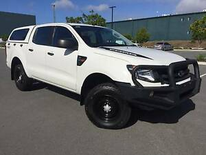 2014 Ford Ranger Ute Bull bar canopy Best value 2014 in town Arundel Gold Coast City Preview