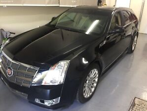 Cadillac CTS Wagon 3.6 AWD