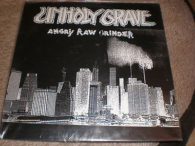 Unholy Grave LP Angry Raw Grinder