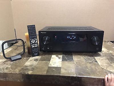 Pioneer VSX-523K 4K Ultra-HD 80Wx5 5.1-Channel Home Theater AV Receiver