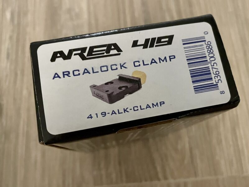 AREA419 Arcalock Clamp for Bipods