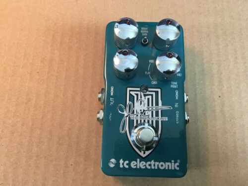 TC Electronic The Dreamscape Flanger Guitar Effect Pedal