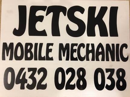 jet ski mobile mechanic Sylvania Waters Sutherland Area Preview