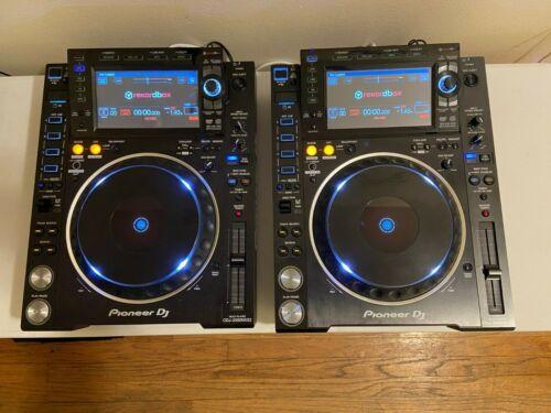 2x Pioneer DJ | CDJ 2000 NXS2 | Nexus2 | Rekord Box
