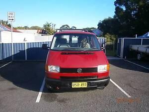 1997 Volkswagen Transporter Van/Minivan Belmont Lake Macquarie Area Preview