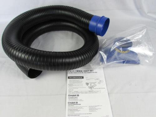 HAKKO  Fume Extractor Duct Kit, ESD Safe Plastic