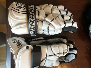 Used Lacrosse gloves